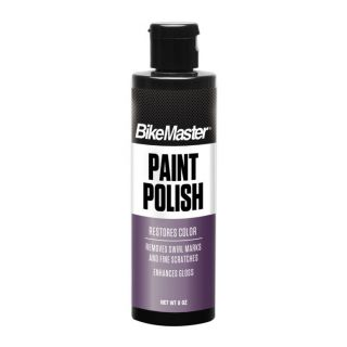 BikeMaster Paint Polish 8 oz., for Case Order 12