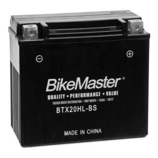 BikeMaster Performance+ Maintenance Free Batteries BTX14AHL-BS Battery
