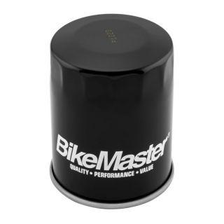 BikeMaster Oil Filters Black