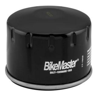 BikeMaster Oil Filters for Street Black