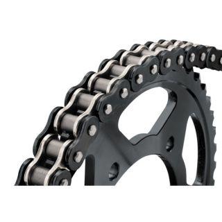 BikeMaster 525 BMOR Series Chain 525 x 150, Black/Chrome