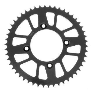 BikeMaster Rear Steel Sprockets for Offroad Rear 428, 50T, Black