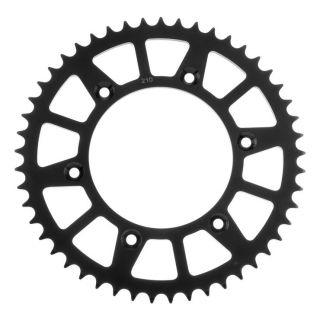 BikeMaster Rear Steel Sprockets Rear 520, 45T, Black
