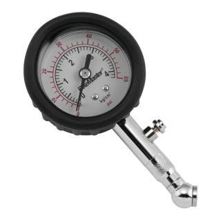 BikeMaster Dial Gauge 60 psi