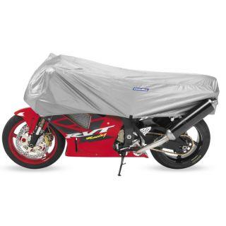 BikeMaster Motorcycle Half Covers M, Fits Sportbikes