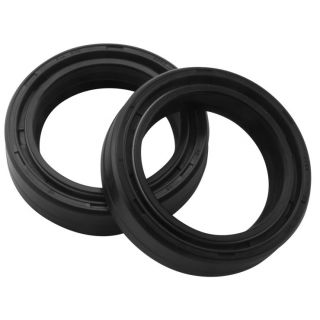 BikeMaster Replacement Fork Seals for Harley-Davidson 35 x 48 x 11, O.E., Sold as Pair