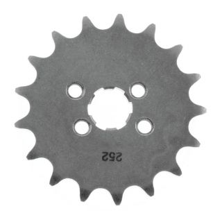 BikeMaster Front Sprockets for ATV/UTV Front, 420, 15T, Natural