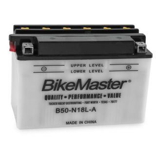BikeMaster Performance Conventional Batteries for ATV B50-N18L-A Battery