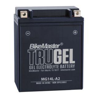 BikeMaster TruGel Batteries for ATV