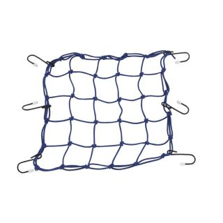 "BikeMaster Stretch Net Blue, 13"" x 13"""