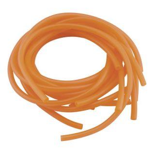 BikeMaster Gas Cap Vent Hose Replacement Kits Orange Hose