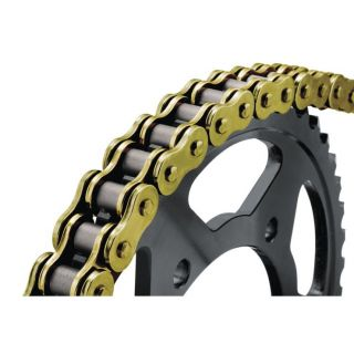 BikeMaster 525 BMOR Series Chain 525 x 120, Gold