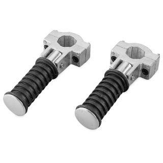 BikeMaster Engine Guard Footpeg Chrome