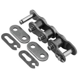 BikeMaster 530H Heavy-Duty Precision Roller Bulk Chain/Link Chain Link Kit