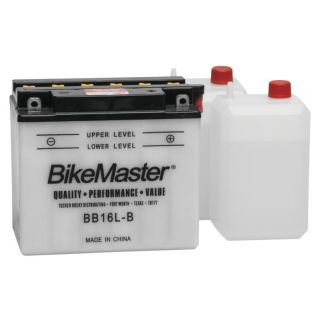 BikeMaster Performance Conventional Batteries for Offroad