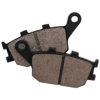 BikeMaster Front Brake Pads and Shoes for Street