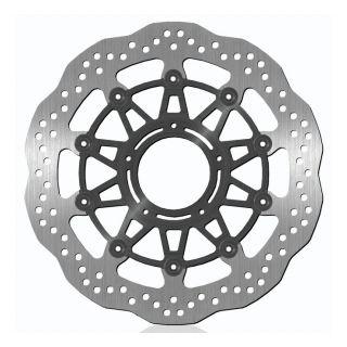 BikeMaster Brake Rotors for Street Contour, Front
