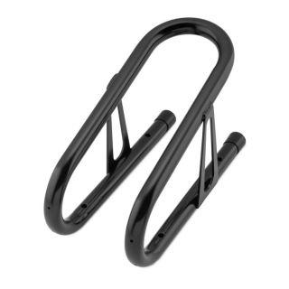 "BikeMaster Wheel Chocks Black, 3-1/2"""