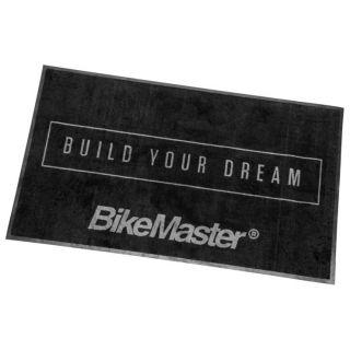 BikeMaster Shop Mat Black