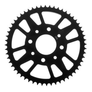 BikeMaster Rear Steel Sprockets for Offroad Rear 428, 56T, Black