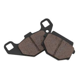 BikeMaster Rear Organic Brake Pads and Shoes Rear