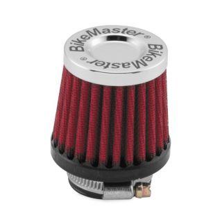 BikeMaster Pod Filters 35mm I.D. Flange, 60mm Base, 50mm Top, 57mm Height