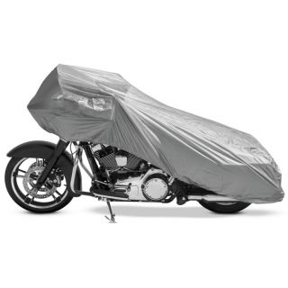 BikeMaster Motorcycle Half Covers XL, Fits Touring Bikes