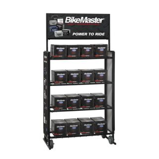 BikeMaster Battery/Tube Display Display Unit