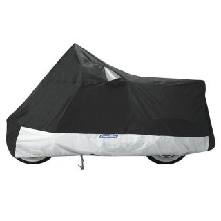 BikeMaster Deluxe Motorcycle Covers L, Full Dress 500-1100cc with Fairings and Bags