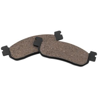 BikeMaster Street Brake Pads and Shoes Front/Rear