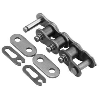 BikeMaster 428H Heavy-Duty Precision Roller Bulk Chain/Link Chain Link Kit