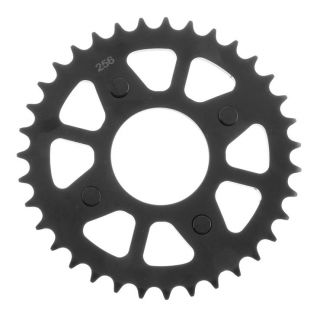 BikeMaster Rear Steel Sprockets for ATV/UTV Rear 420, 35T, Black