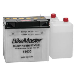 BikeMaster Performance Conventional Batteries for Offroad 53030 Battery