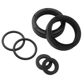 BikeMaster Replacement Fork Seals for Harley-Davidson 41.3 x 54 x 13