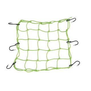 "BikeMaster Stretch Net Green, 13"" x 13"""