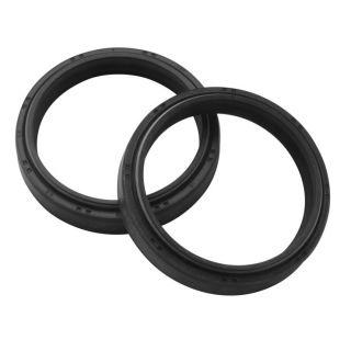 BikeMaster Fork Seals for Street 48 x 57.9 x 11.5, NOK, Sold as Pair