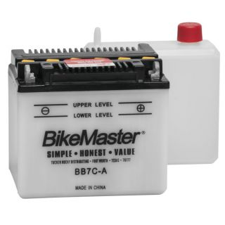 BikeMaster Performance Conventional Batteries for Offroad BB7C-A Battery