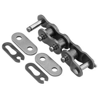 BikeMaster 420H Heavy-Duty Precision Roller Bulk Chain/Link Chain Link Kit