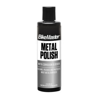 BikeMaster Metal Polish 8 oz., for Case Order 12