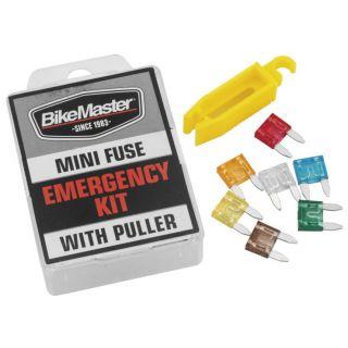 BikeMaster Mini-Fuse Emergency Kit Mini