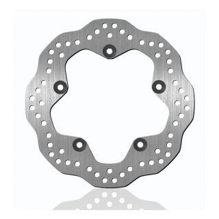 BikeMaster Brake Rotors for Street Contour, Rear