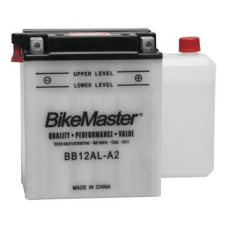 BikeMaster Performance Conventional Batteries for Offroad BB12AL-A2 Battery