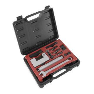 BikeMaster Heavy-Duty Chain Breaker and Rivet Tool Heavy-Duty, Fits 420 - 630 Chains