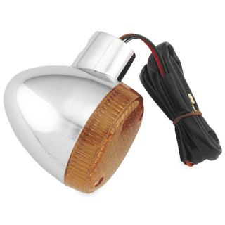 BikeMaster Turn Signals and Lenses Front Right