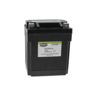 BikeMaster Lithium-Ion Batteries for Street DLFP14-A Battery, 134mm L x 88mm W x 145mm H