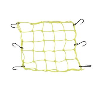 "BikeMaster Stretch Net Yellow, 13"" x 13"""