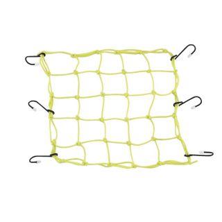 "BikeMaster Stretch Net Yellow, 13"" x 13"""