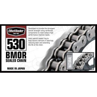 BikeMaster 530 BMOR Series Chain 530 x 100, Natural