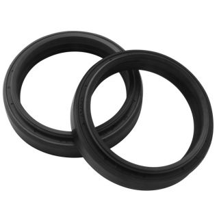 BikeMaster Fork Seals for Street 43 x 52.9 x 9/11.4, O.E., Sold as Pair