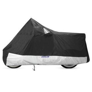 BikeMaster Deluxe Motorcycle Covers XL, Fits Touring/Full Dress 1500cc and Larger with Fairings & Bags